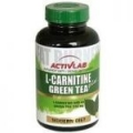 L-CARNITINE PLUS GREEN TEA 60kaps. -Odchudzanie